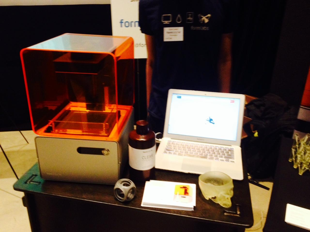 Form Labs 3D printer