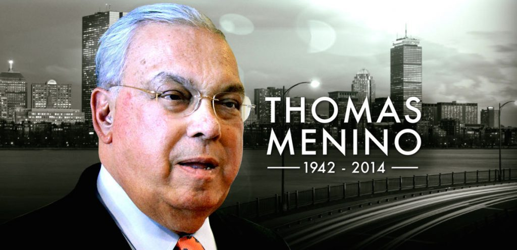 Boston Tom Menino - Boston Globe Legacy