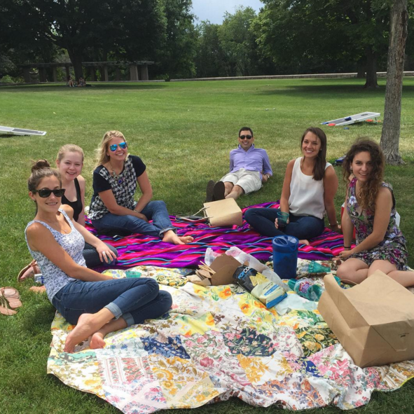 BIGfish Picnic - Team Outings
