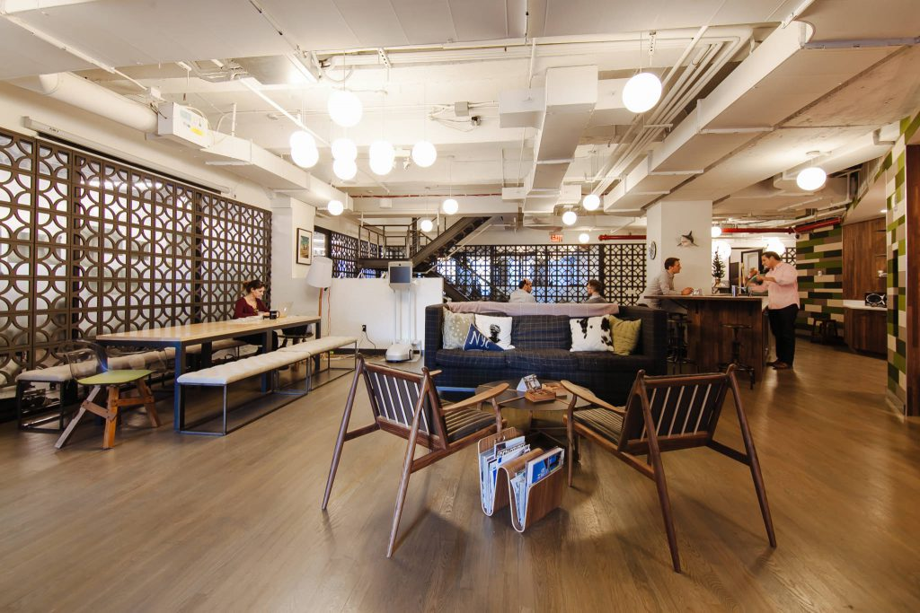 BIGfish's Coworking Space Suggestions