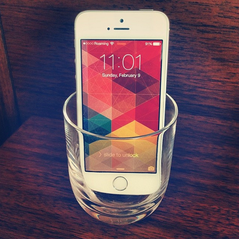 cell-phone-glass-speaker