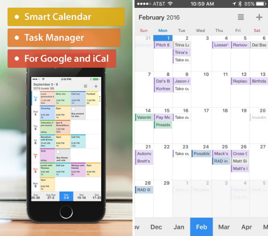 Best Calendar Organization App : The best calendar apps to organize your life bigfish pr