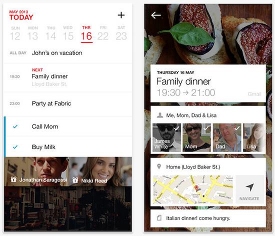 Cal-calendar-phone-app