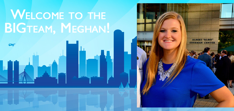 Meet the newest BIGfish Account Coordinator, Meghan Gabel!