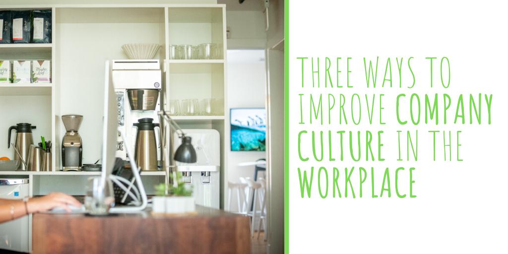 Company Culture Workplace