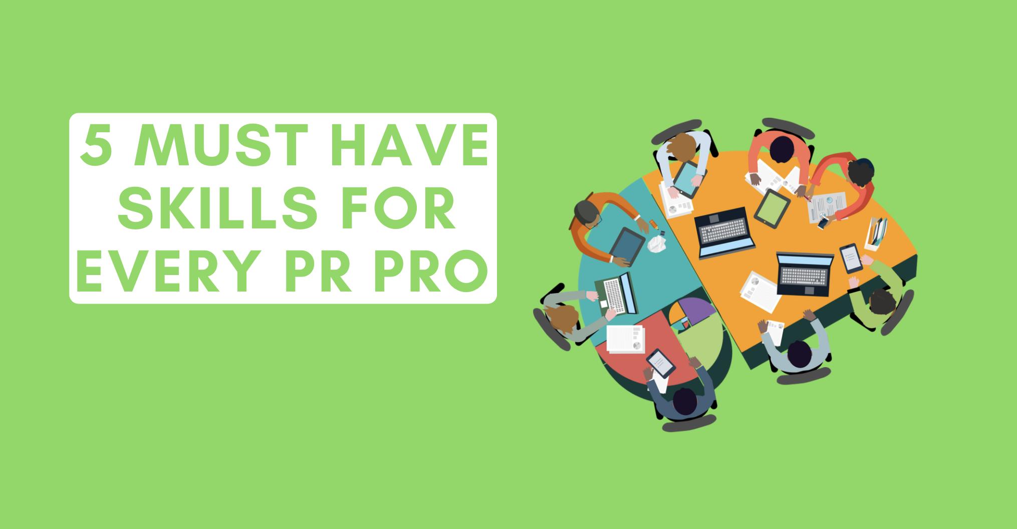 PR Skills