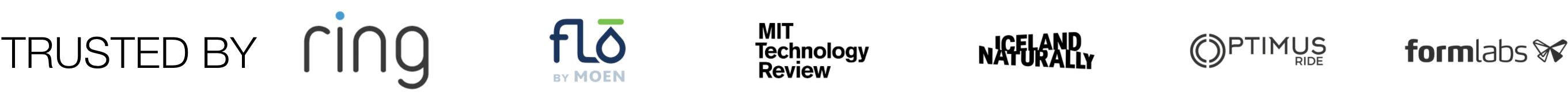 BIGfish Tech PR Clients