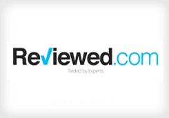 reviewed.com logo