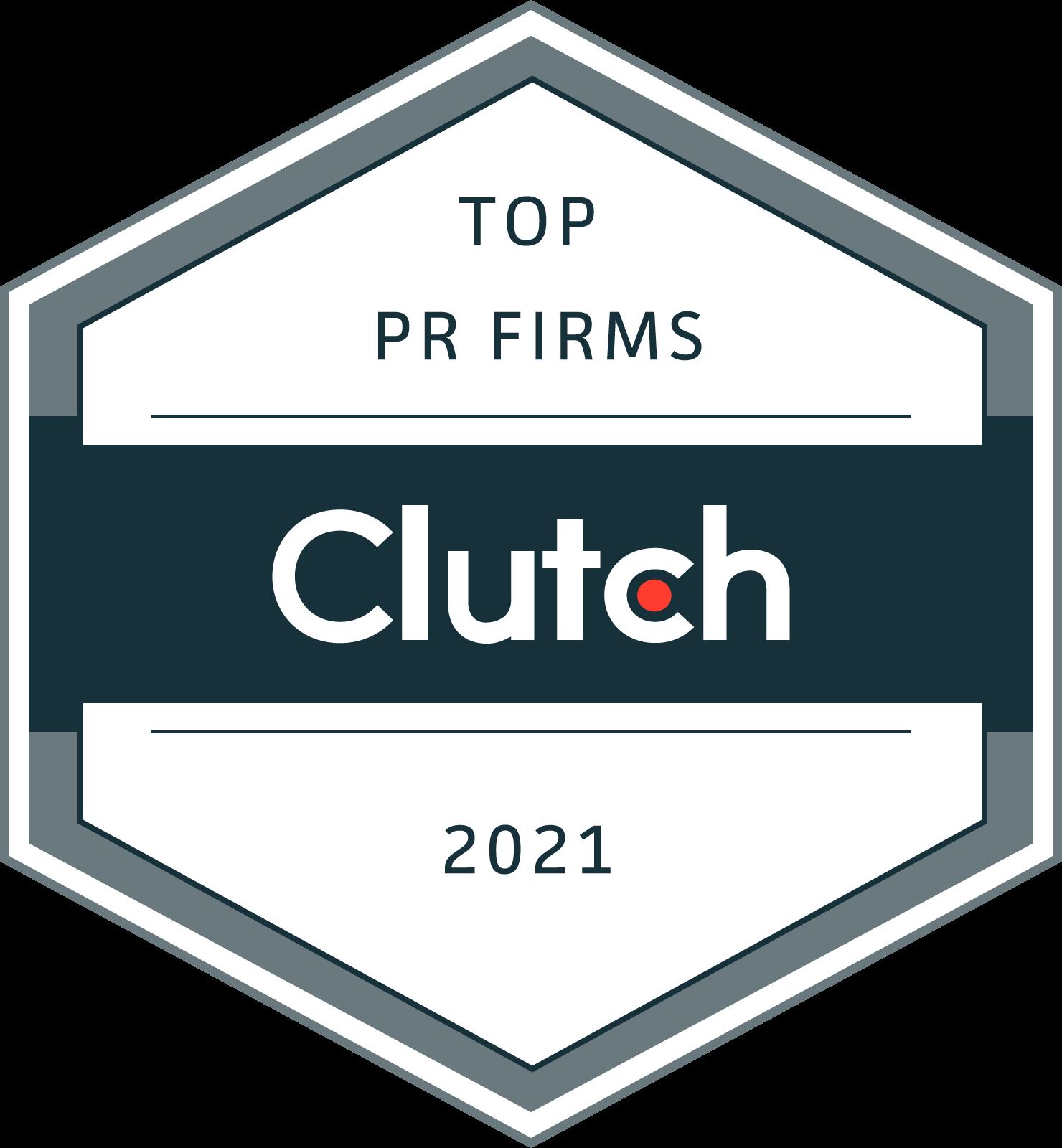 Clutch BIGfish Top PR Agency 2021